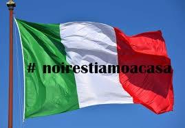 #noirestiamoacasa